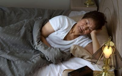 Poor sleep raises Alzheimer's risk. Tips to get better sleep.