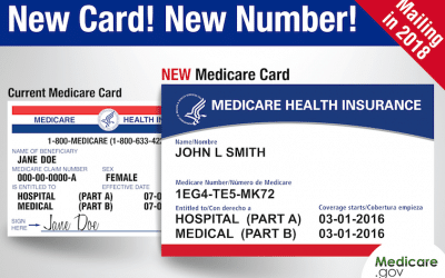 New Medicare ID Cards & How Not to Get Scammed