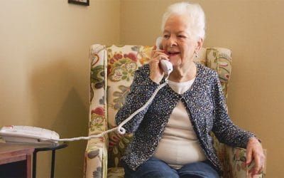 Plano Phone Service Provider for Seniors With Cognitive Issues on a Growth Spurt