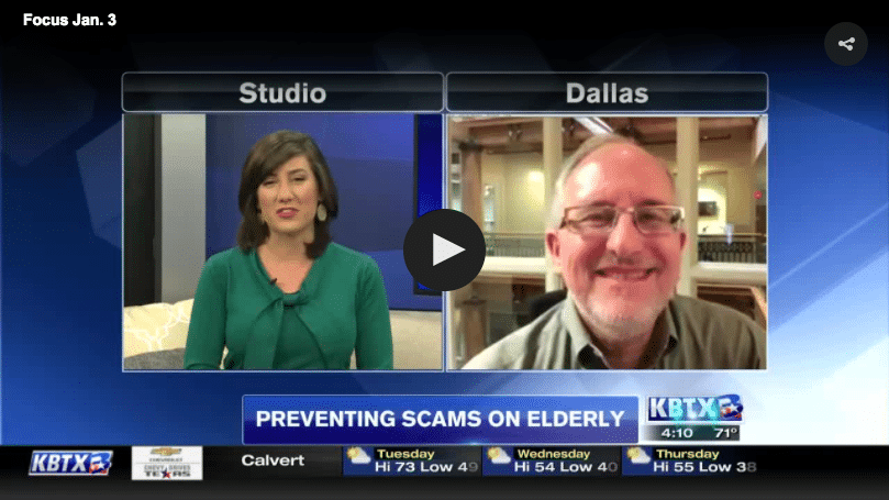 teleCalm featured on CBS KBTX