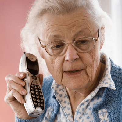 How to Stop Problem Phone Calls – Phone Service For Alzheimer's and Dementia