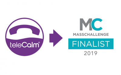 teleCalm selected by MassChallenge Texas 2019